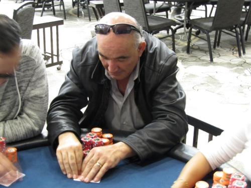SEAT 7: GABRIEL HABBABA - 2,035,000