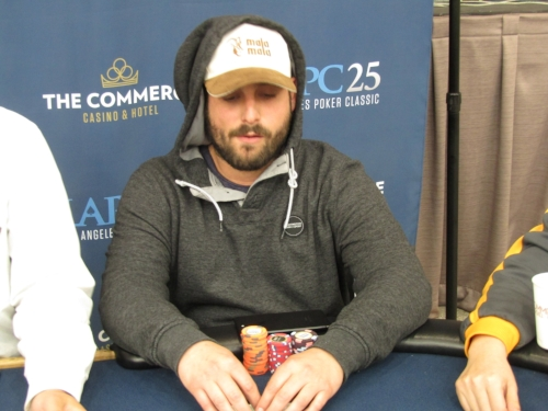 SEAT 1: JASON LEIFER - 2,100,000