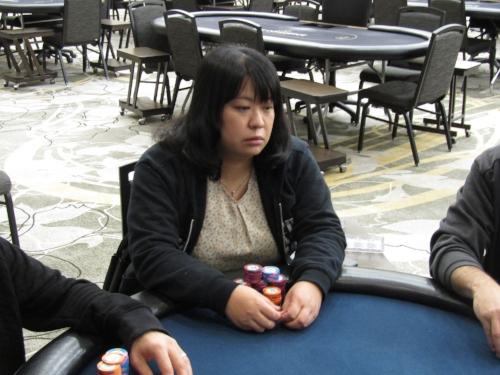 SEAT 3: YUKIKO OGASAWARA - 160,000
