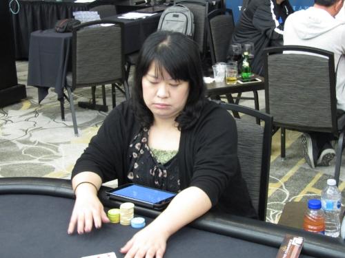 SEAT 3: YUKIKO OHASAWARA - 4,800