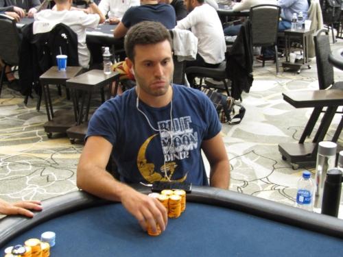 SEAT 3: CHRIS KOSTOULAS - 475,000
