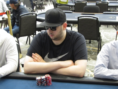 SEAT 5: BRETT MURRAY - 4,400,000