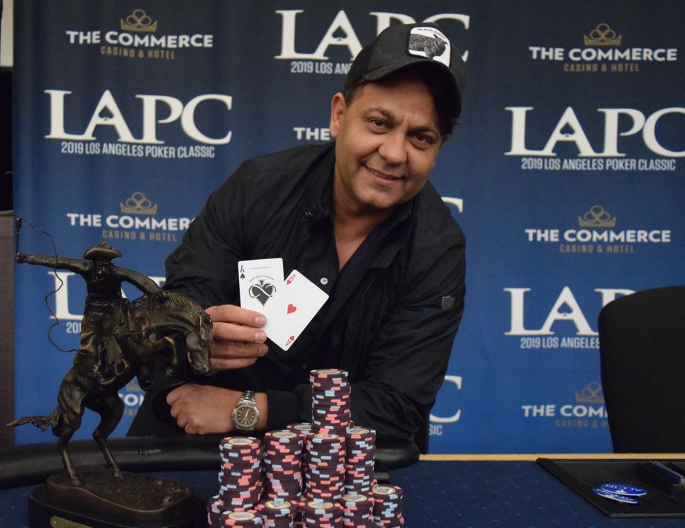 Sammy Teranie - Event 9 - $350 Great Wall of Chips - $71,000