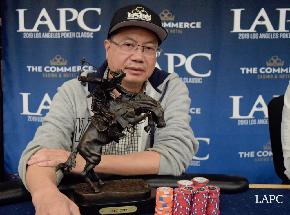 Wing Wong - Event 30 - $570 HORSE - $13,230