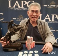 Tony Ma - Event 40 - $350 12 Hours and Time's Up - $4,855