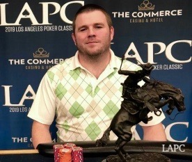 Chad Campbell - Event 46 - $1,100 O8 - $27,155