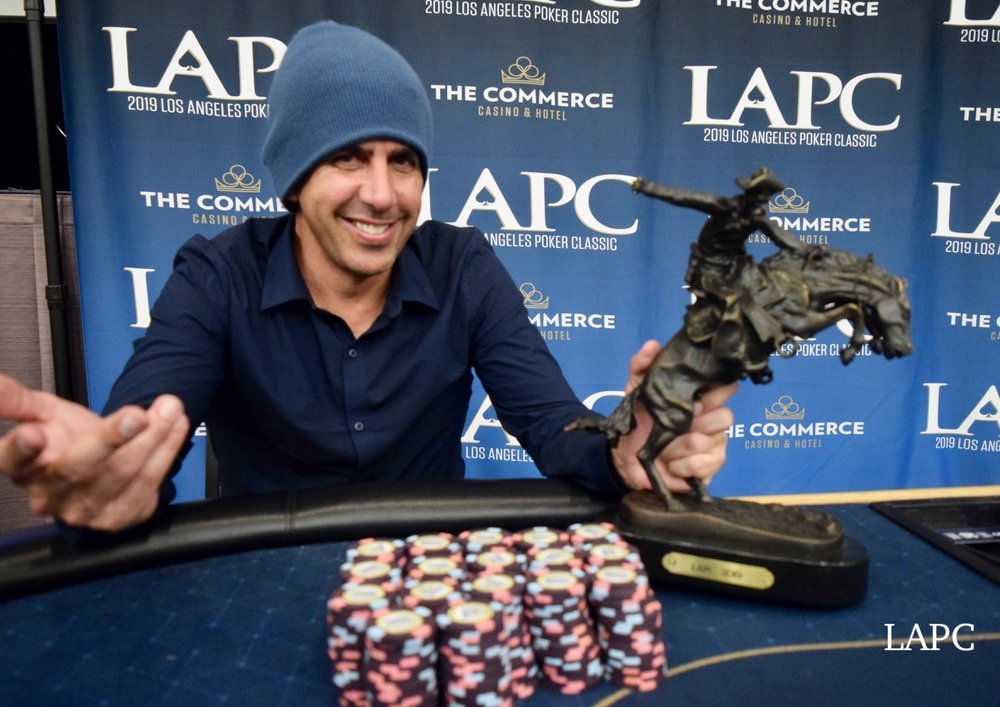 Josh Prager - Event 50 - $1,100 LAPC One Million - $227,775