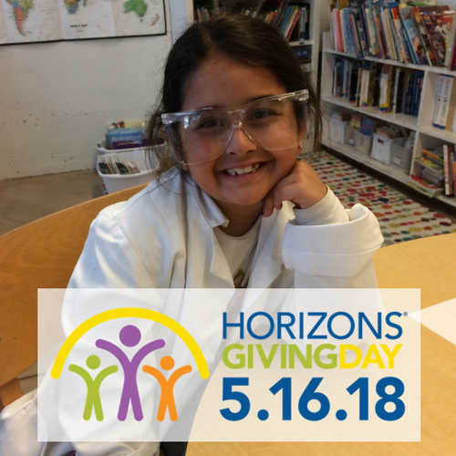 Horizons Giving Day 2018