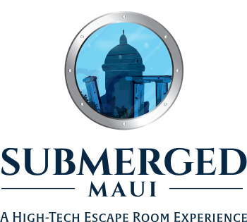Submerged Maui: Pele's Stone - A High-Tech Escape room Experience at the Wailea Beach Resort