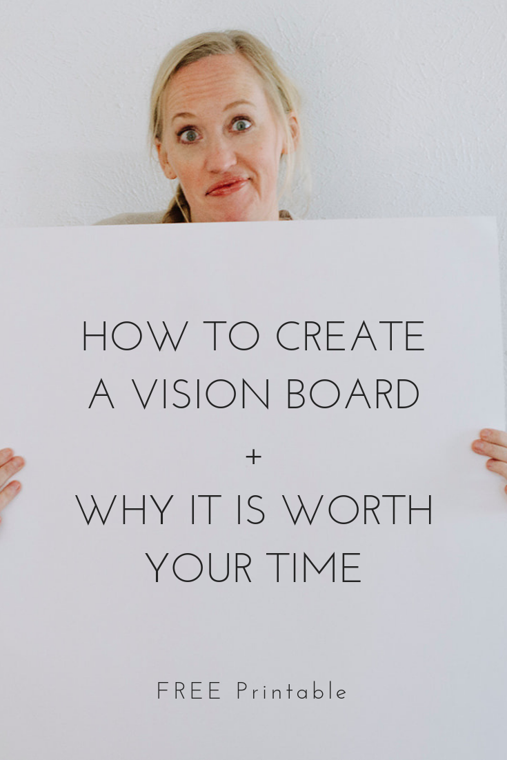 How to Create A Vision Board and Why It's Worth Your Time