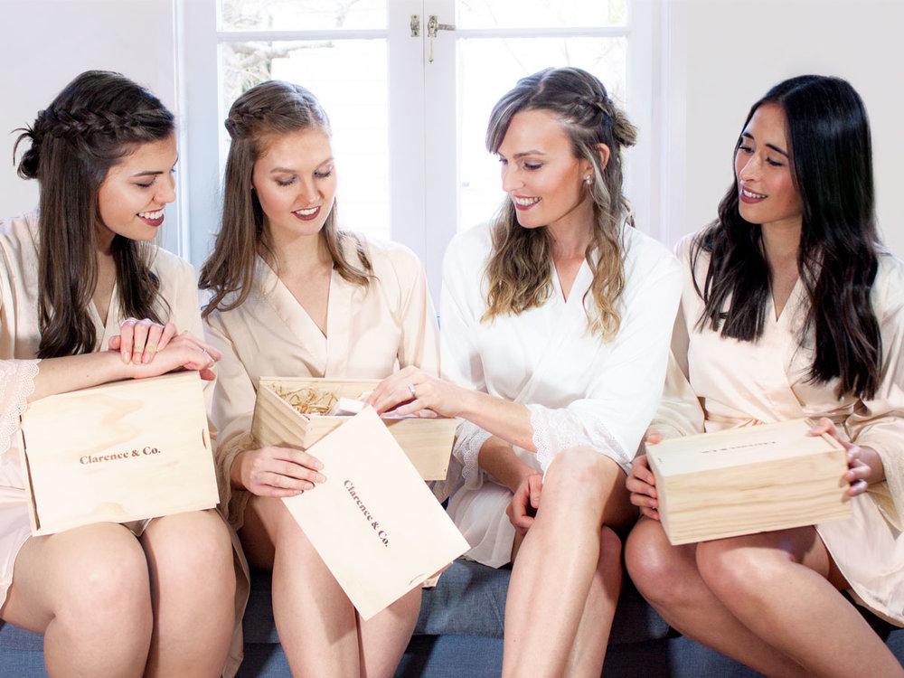 Bridesmaid gifts new zealand