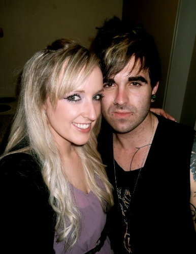 Jake and I not long after we first met in 2012