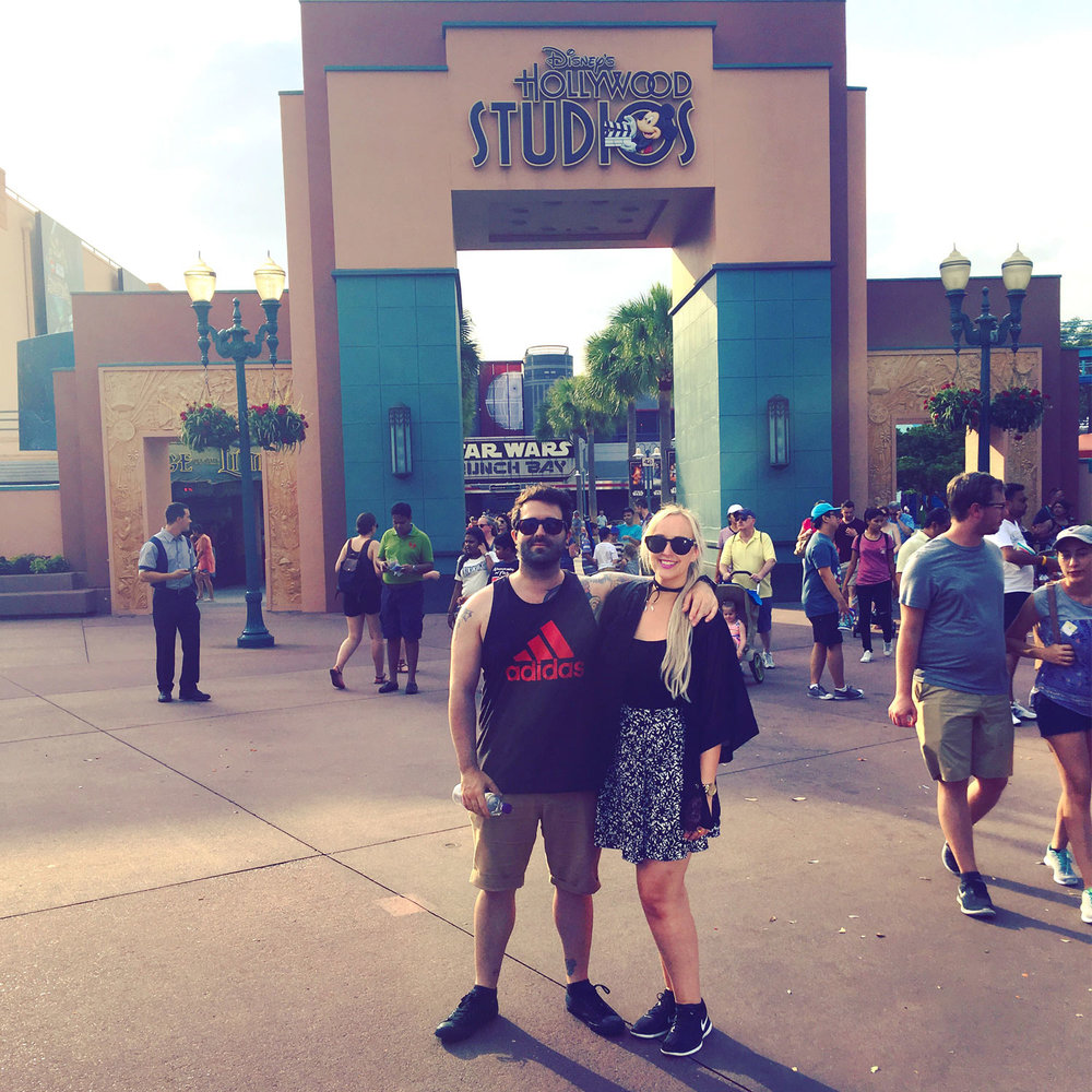 Day One: Hollywood Studios