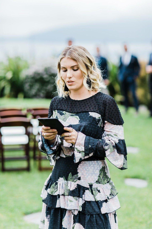 New Zealand wedding celebrant