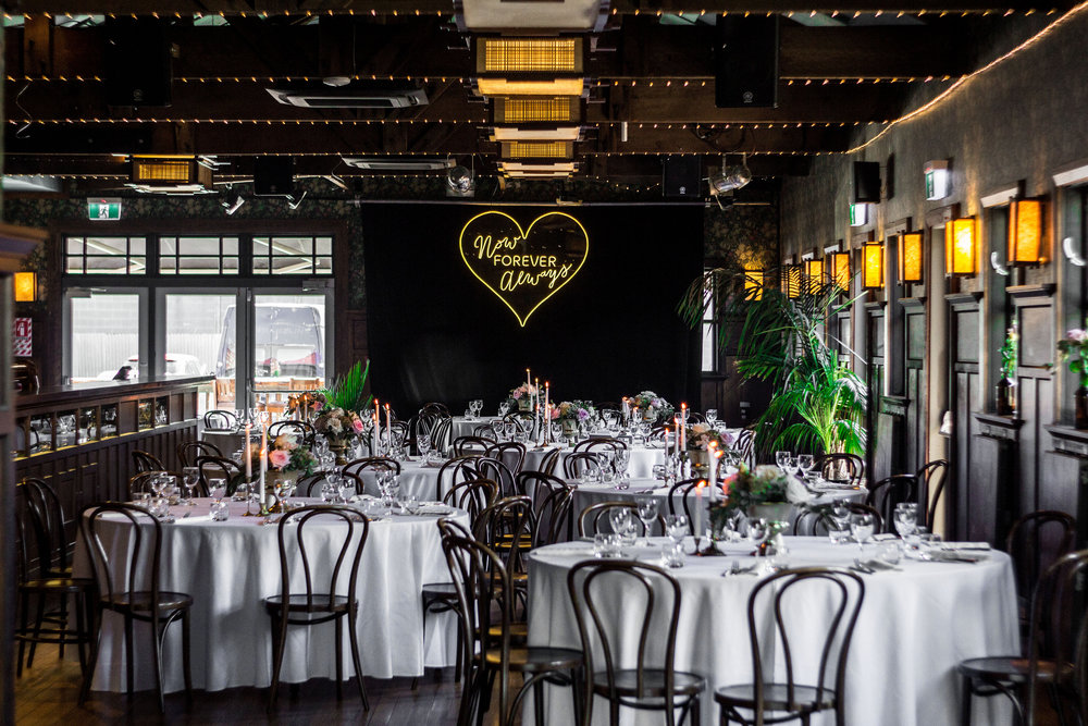 Beautiful celebrations - Christchurch-based business The Little Hire Company knows a LOT about styling New Zealand weddings. We've been crushing on their unique hire items and tasteful wedding set ups all year!