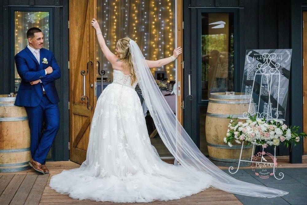 Wedding robes NZ