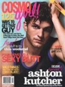Ashton Kutcher Cover Story