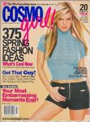 Jessica Simpson Cover Story