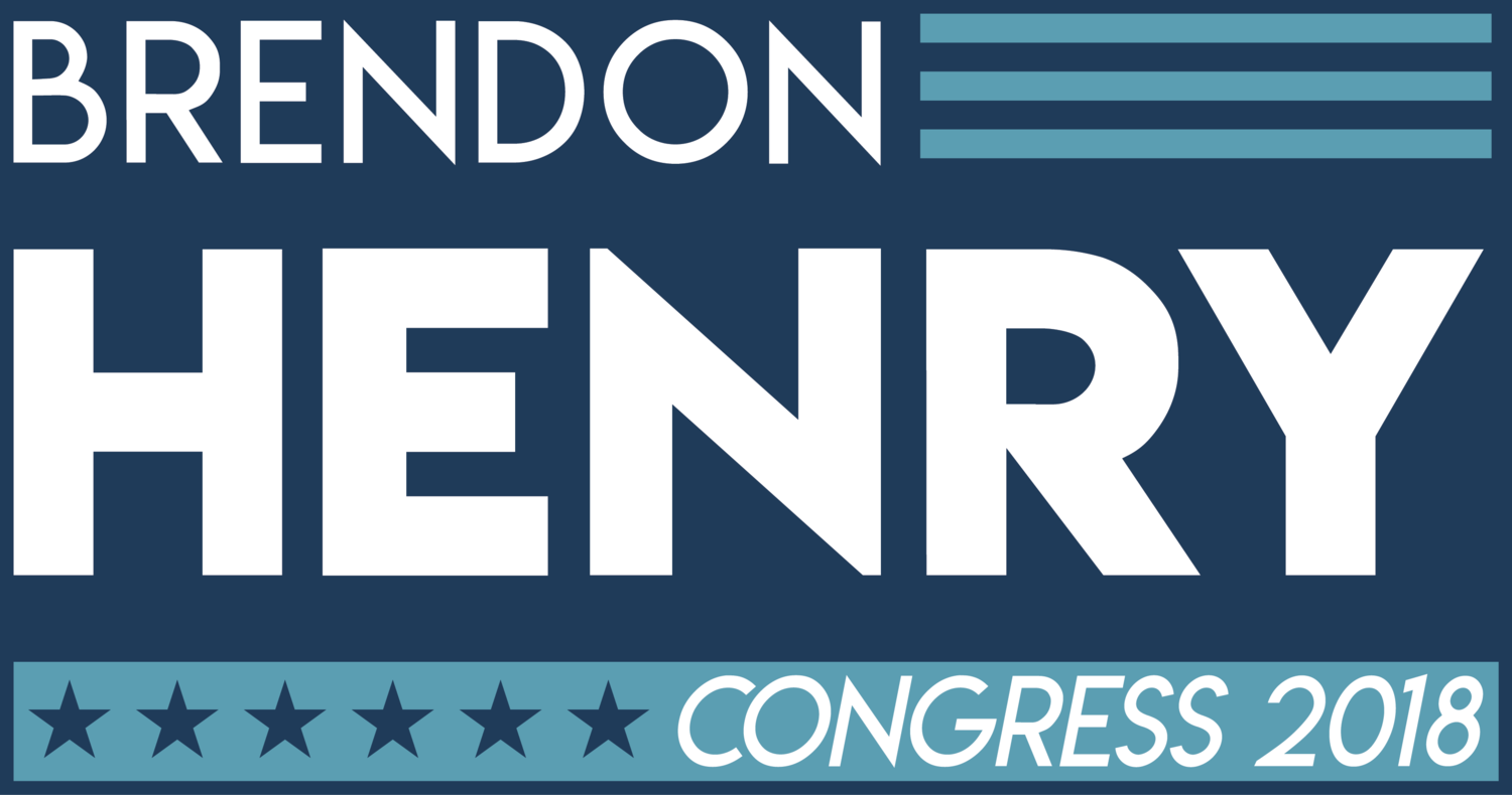 Brendon Henry for Congress 2018