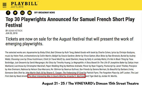 Playbill announcement.jpg