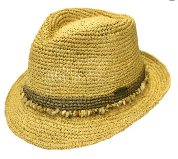 Before Dark Castaways Hat - $70          Your mom will love this raffia hat embellished with                                                beads