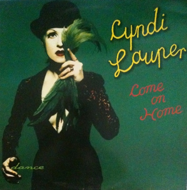 "Cyndi Lauper ""Come On Home"" - Producer, Engineer, Mixer"