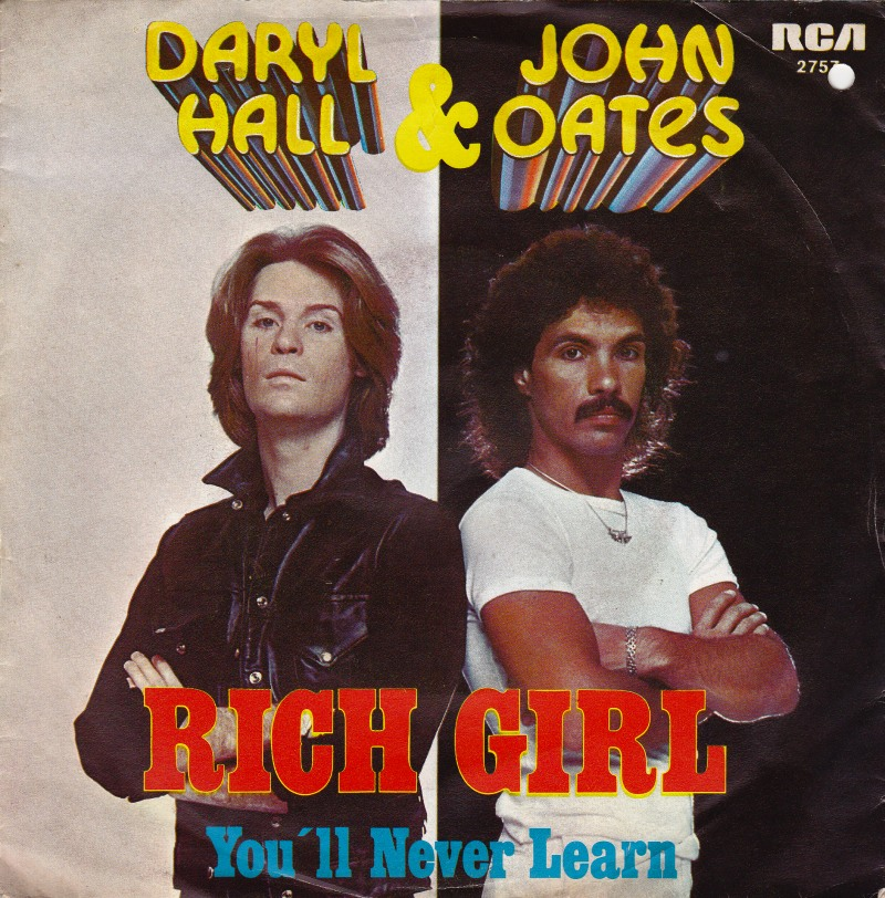 "Daryl Hall ""Move On Up"" - Producer, Engineer, Mixer"