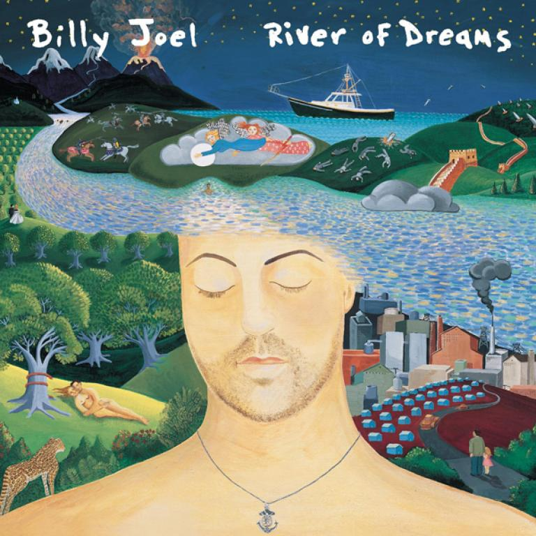 "Billy Joel ""River Of Dreams"" - Producer, Engineer, Mixer"