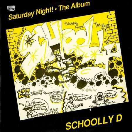 "Schoolly D ""Saturday Night - The Album"" - Engineer, Mixer"