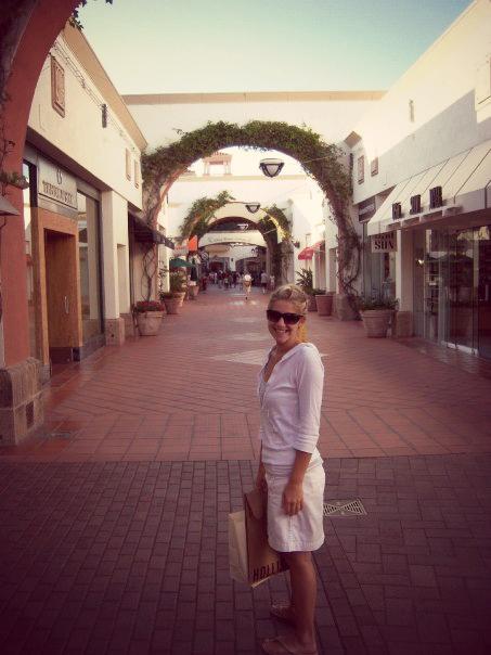 Our honeymoon, Laguna Beach, CA 2007.