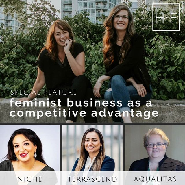 Its live!!! 🎧🙌♥️✌️ Check out our insightful conversation with Barinder Rasode @barinderrasode from NICHE Canada @niche_canada Sabrina Ramkellawan @sabrinaresearchslayer from TerrAscend @terrascend and Myrna Gillis @gillismyrna from Aqualitas @aqualitasinc recorded at the first ever Global Women's Summit in Toronto this summer. Hosted by: @liffordsolutions  High Friends Co-Hosts: @gill_polard @rachelcolic