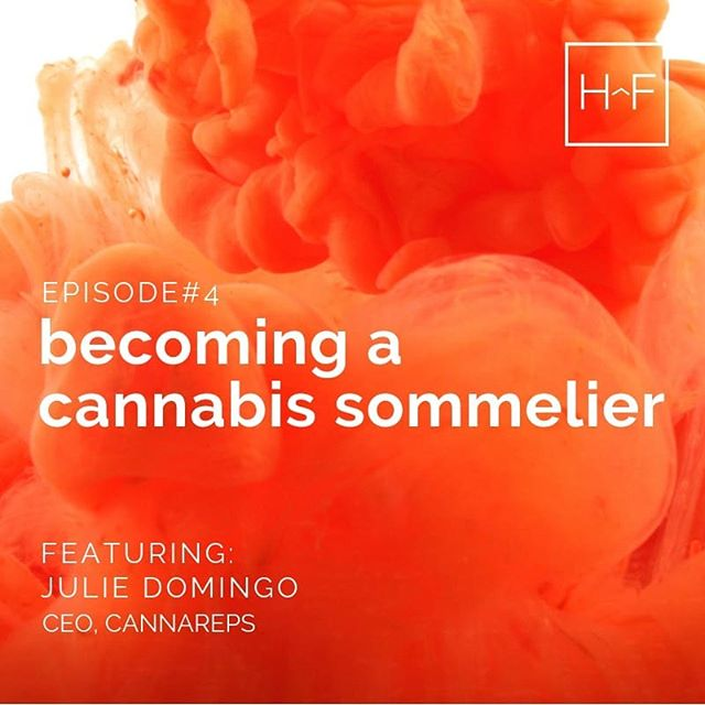 Julie Domingo is on a mission to build a community of knowledgeable cannabis professionals through @cannareps evidence-based cannabis education and mentorship programs. Her passion for the plant and the people are evident in this interview. Listen Now. Link in bio. 🎙️🎧