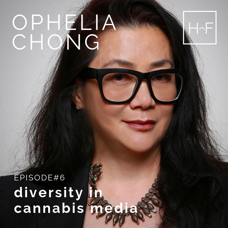 S2 EP6 - ophelia chong and high friends podcast