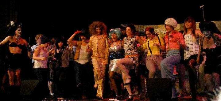 Stonewall Youth community drag show