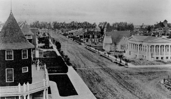 Oxnard in 1905