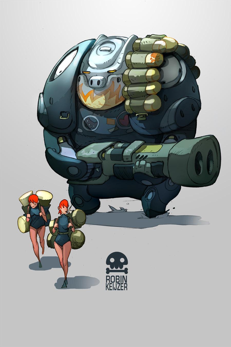RobotEnvy_RobinKeijzer_01