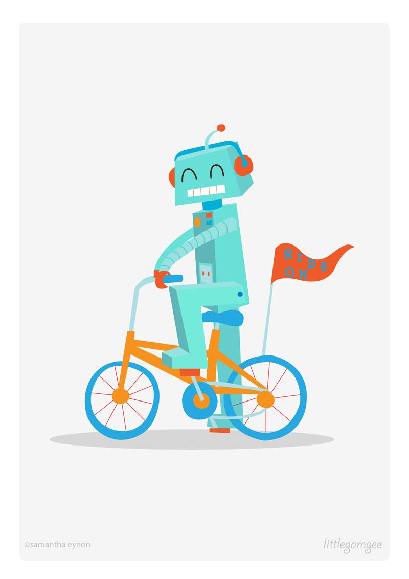 rideonrobot(Web)