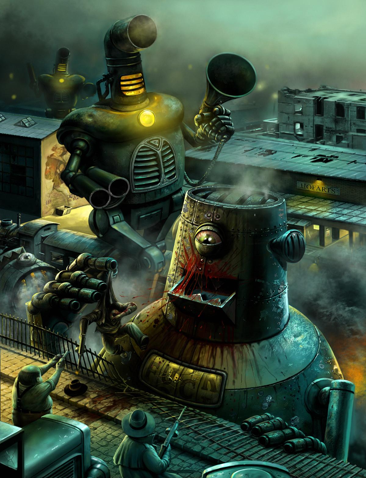 RetroRobots