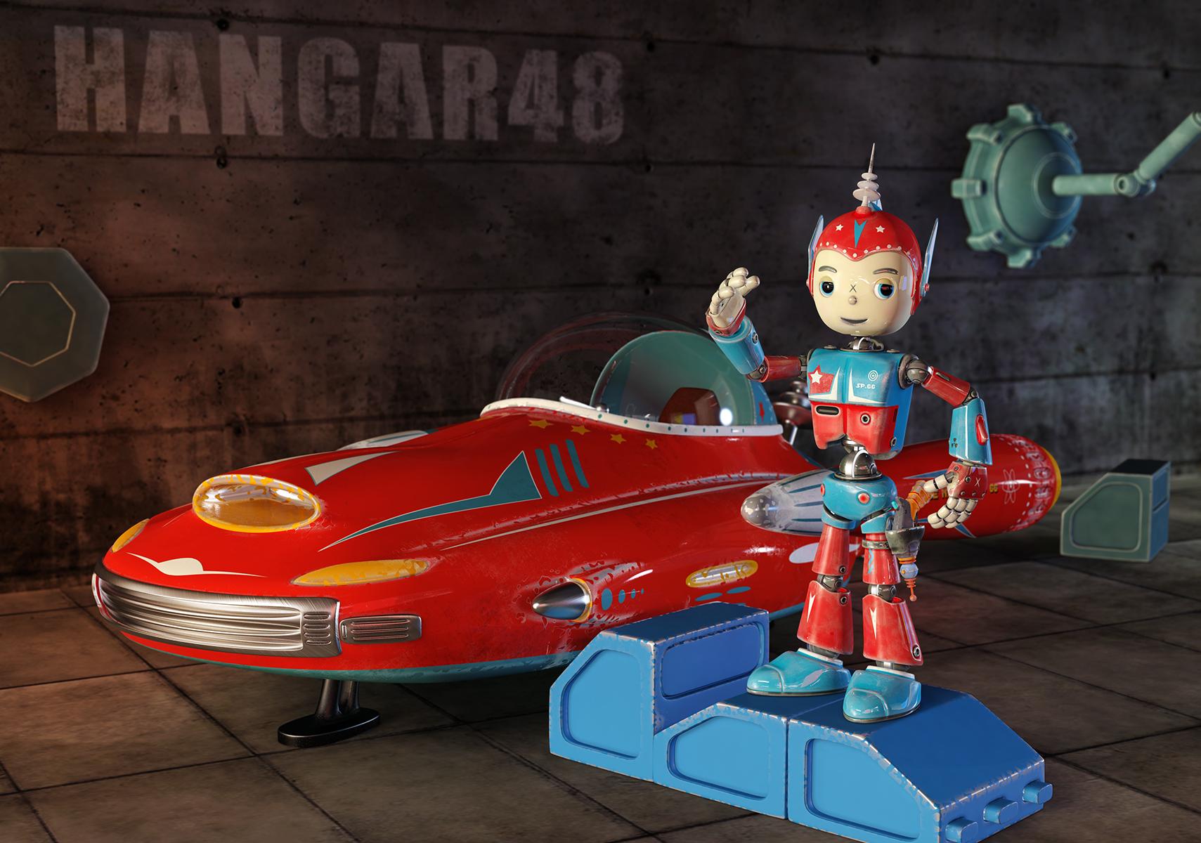 hangar48