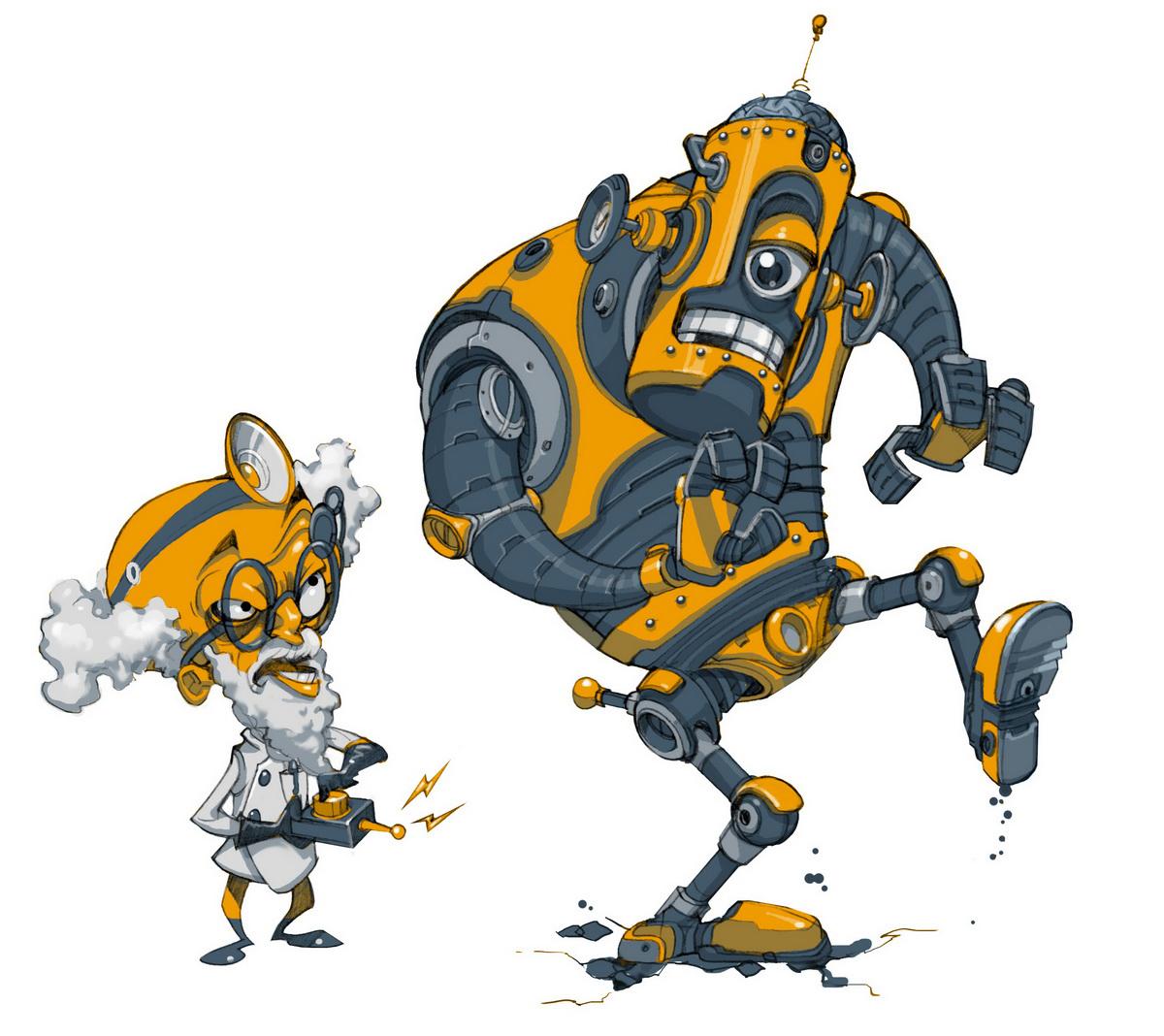 HaitaoSu_Dr.badRobot