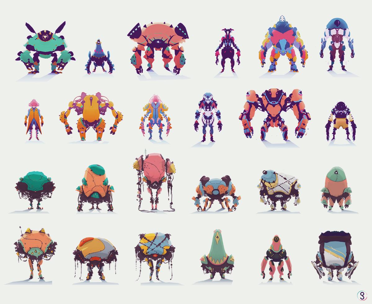 Gennaro_Robot_Thumbnails-web
