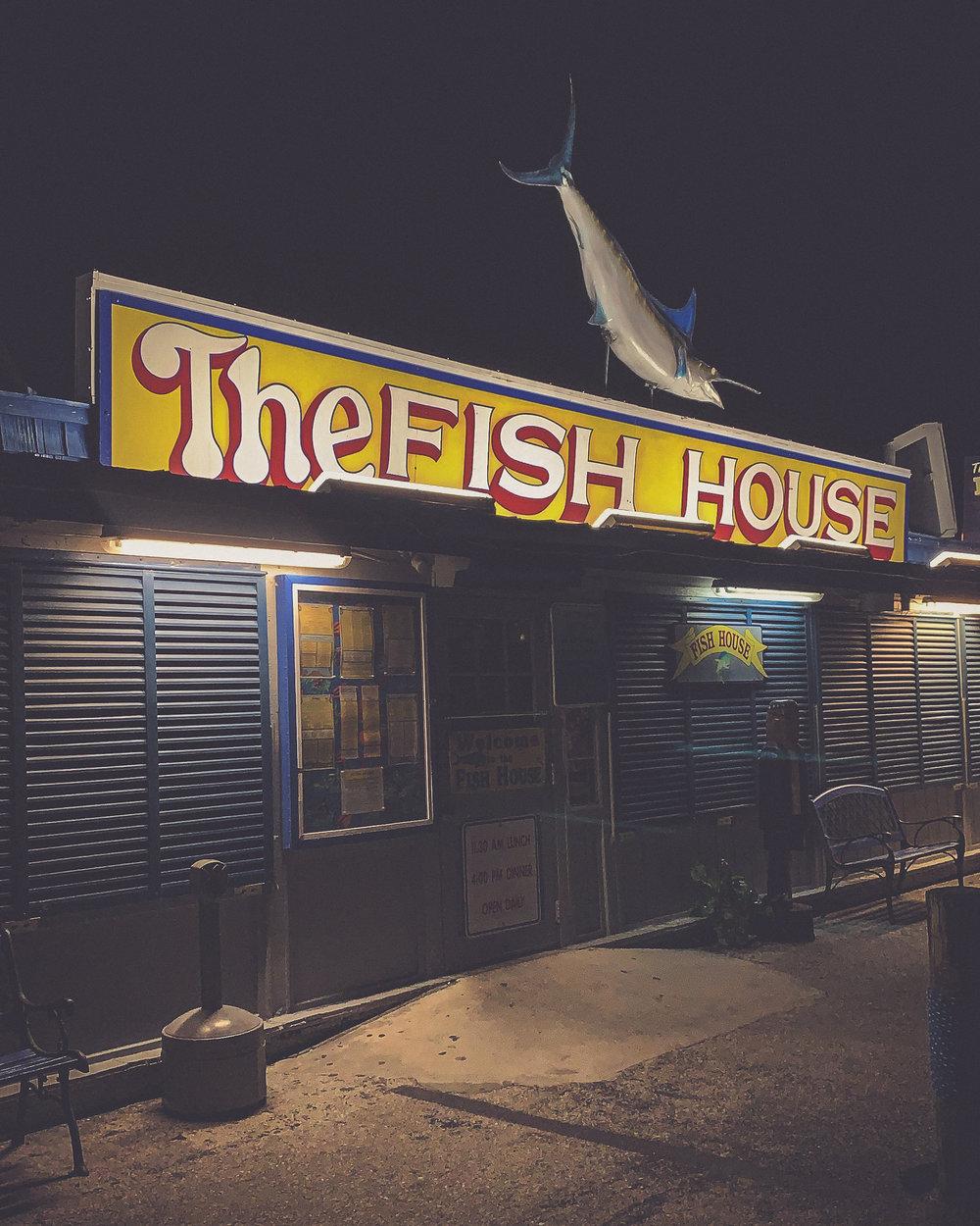 The Fish House- Key Largo