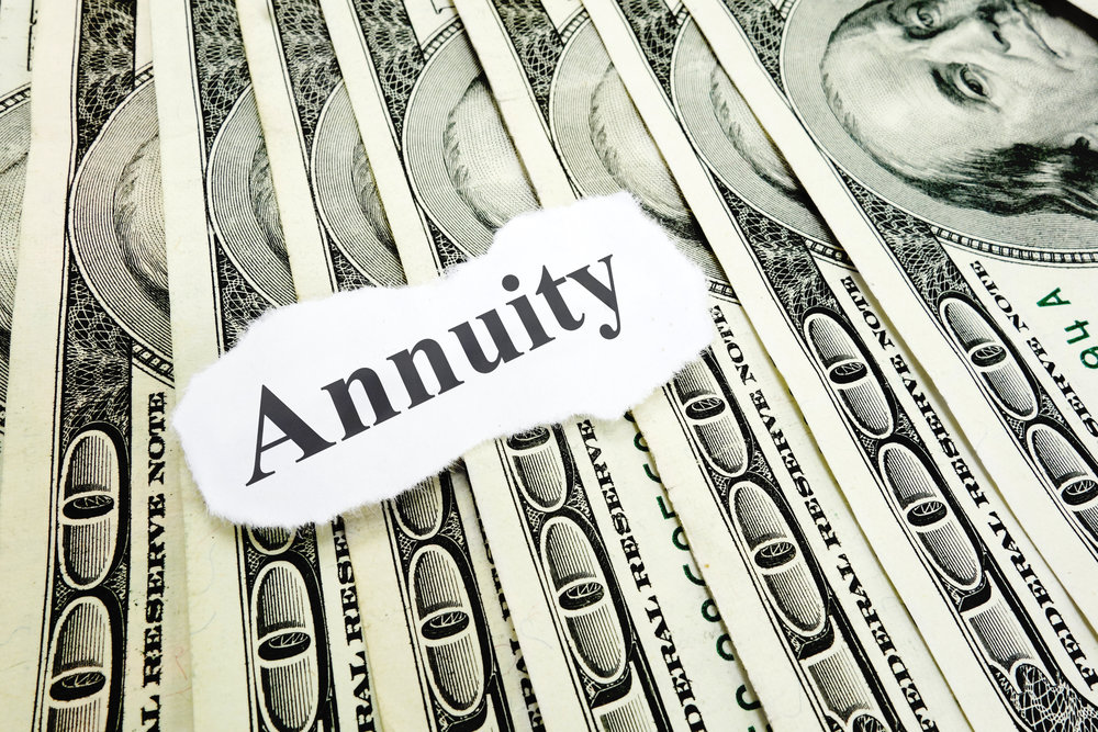 Indexed Annuities - •Gives you a variable rate of return based on stock market return•Can have a minimum rate of return•Enjoys tax-free benefits just like 401k