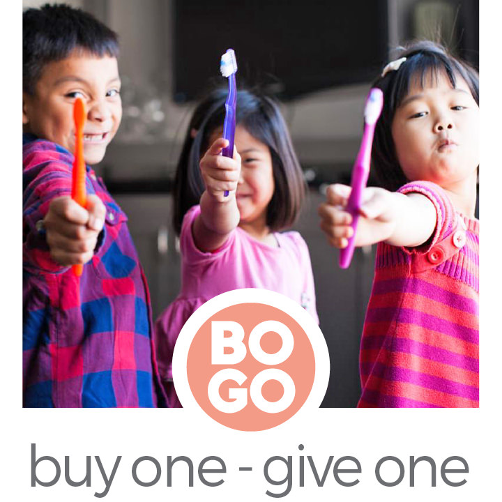 buy one - give one like Toms shoes