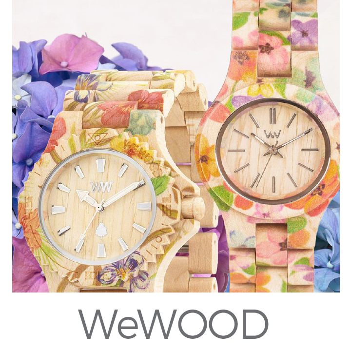 WeWOOD environmentally friendly watches
