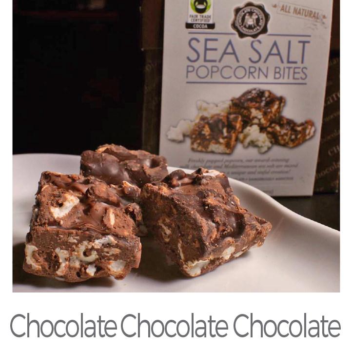 Chocolate Company fair trade chocolate