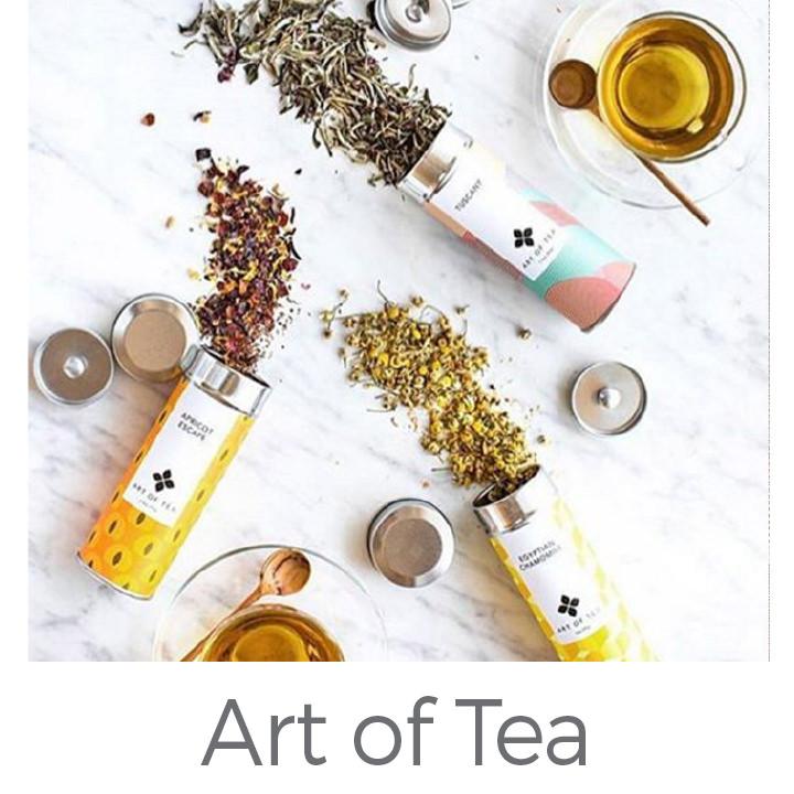 Art of Tea fair trade tea
