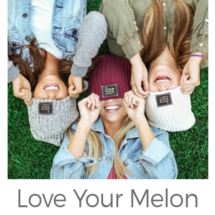 Love Your Melon donates to children's cancer research
