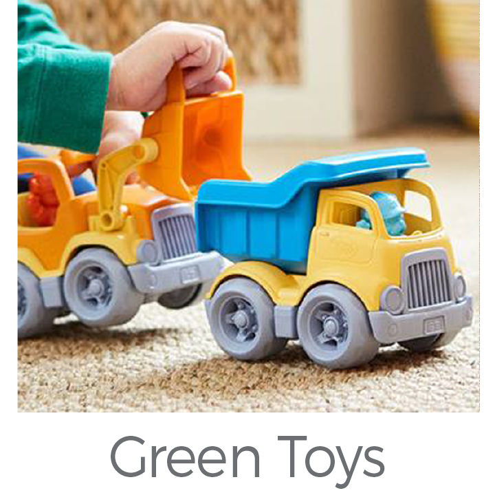 Green Toys recycled plastic toys