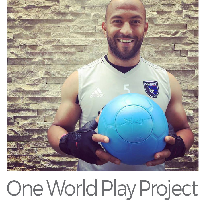 One World Play Project corporate social responsibility